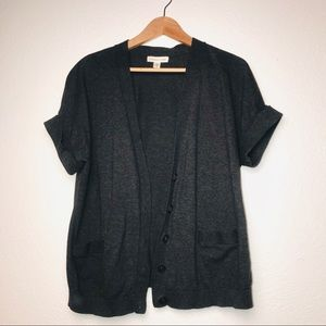 Coldwater Creek Short Sleeve Cardigan XL